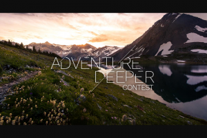 Tourism Whistler – Adventure Deeper Contest Sweepstakes