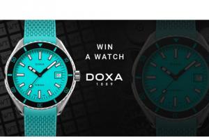 Worldtempus – Doxa Watch Sweepstakes