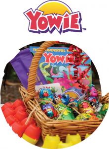 Yowie World – Win a Yowie prize pack