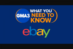 ABC – Gma And Ebay – Win (45 winners) Forty-five (45) Prizes are available