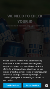 Anheuser-Busch – Bud Light Summer Stimmy Music Tix – Win two (2) reserved tickets to one (1) 2021 or 2022 Live Nation® concert