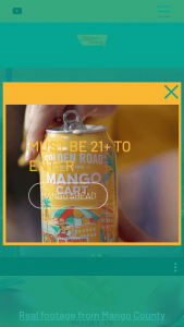 Anheuser-Busch – Trip To Mango County Contest – Win four (4) $1000.00 airline gift cards that can be used to purchase airfare to Mango County
