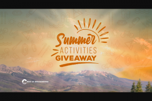 Breckenridge Grand Vacations – Summer Activities Giveaway – Win 7 nights of lodging in a one-bedroom Breckenridge residence at the Grand Colorado on Peak 8 $5000 cash and a custom Best of Breckenridge/Grand Colorado on Peak 8-themed gift bag