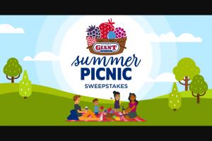 California Giant Berry Farms – Summer Picnic – Win Giant Berries (1) $50 VISA Gift Card (1) 1 Yeti® Hopper M30 Soft Cooler (2) bottles of Martinelli's Gold Medal® Apple Cider (2) Yeti® Rambler 10oz