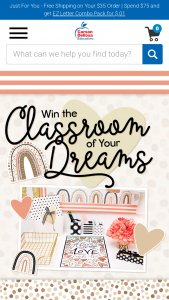 Carson Dellosa Education – 2021 Classroom Of Your Dreams – Win to a verified prize winner