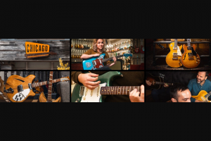 Chicago Music Exchange – Gallien-Krueger Fusion 112 Rig Sweepstakes