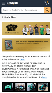 Dude Perfect Golden Giveaway – Win a prize package consisting of a 2021 Polaris RZR XP 4 1000 SPORT