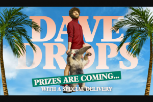 Fx Networks – Dave Drops – Win and Anteater (Philadelphia).