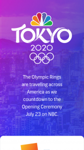 NBC Sports – Rings Across America – Win consist of the following one cooler bag one corkcicle stainless steel can/bottle insulator one breach towel one Bluetooth waterproof speaker and one Nike cap