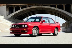 """Omaze – 1988 Bmw E30 M3 – Win a BMW E30 M3 (the """"Grand Prize"""")."""