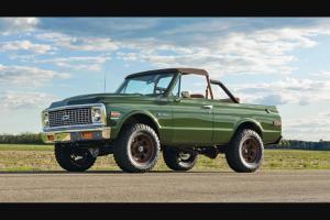 "Omaze – Custom 1970 Chevrolet K5 Blazer – Win a 1970 Chevrolet K5 Blazer custom built by Ringbrothers (the ""Grand Prize"")."