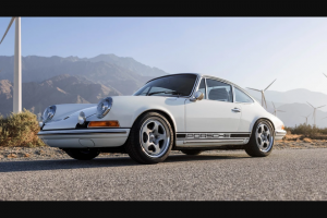 """Omaze – Tesla-Powered 1969 Porsche 912 – Win a Zelectric Motors EV-converted 1969 Porsche 912-""""E"""" (the """"Grand Prize"""")."""