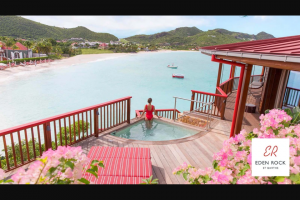 Omaze – Win A St Barths Getaway At A Glamorous 5-star Hotel – Win a five (5) night