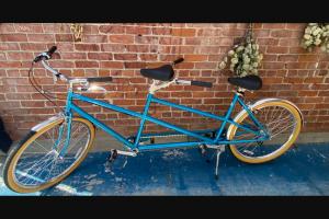 Pacific Cycle – Schwinn The Novogratz Giveaway – Win of (1) Schwinn Twinn Classic Tandem bicycle color blue ($699.99USD) and (1) $500.00USD Novagratz gift card for use on The Novogratz website located at https //wwwshopthenovogratzcom/.