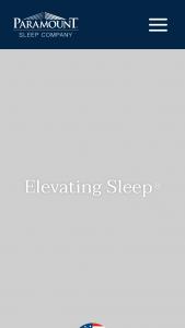 Paramount Sleep Company – Luxury Mattress Sweepstakes