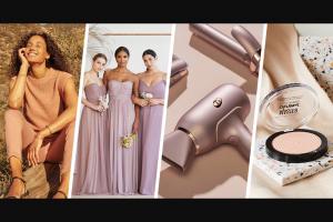 Popsugar – $1600 Fashion And Beauty Upgrade – Win one (1) Birdy Grey Gift Card