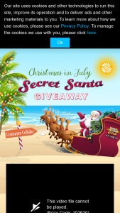 Quadra Productions Wheel Of Fortune – Secret Santa Holiday Giveaway V – Win (one for each Show).