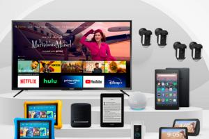 Stacksocial – 2021 The Amazing Amazon Smart Entertainment Giveaway Sweepstakes