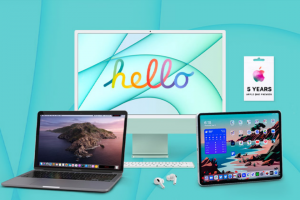 Stacksocial – 2021 The Awesome Apple Bundle Giveaway Sweepstakes
