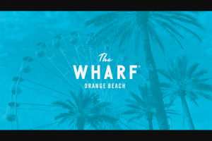 The Wharf At Orange Beach – Ultimate Getaway Giveaway – Win (1) three-night reservation at Levin's Bend Condominiums at The Wharf in Orange Beach Alabama accommodating up to 6 people ($1202.00 retail value) from August 12-15  2021.