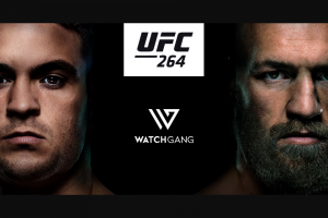 Watch Gang – Ufc 264 Ticket Giveaway – Win which shall be two tickets for UFC 264 Poirier vs McGregor – Saturday July 10th – at the T-Mobile Arena Las Vegas Nevada