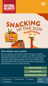 Bard Valley Date Growers – Snacking In The Sun – Win a $4500 VISA gift card