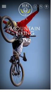Bent Water Brewing – Mountain Bike Giveaway – Win Specialized mountain bike with Bent Water logo