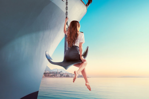 """Bravo – Below Deck Mediterranean Yacht Party – Win will consist of a trip for Winner and up to three (3) guests (""""Guests"""" each a """"Guest"""") to Los Angeles CA (""""Trip"""")."""