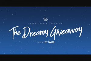 Lifeaid – Dreamy Giveaway Sweepstakes