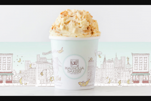 Magnolia Bakery – Win Banana Pudding For A Year Sweepstakes