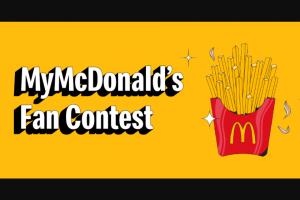 Mcdonald's – Mymcdonald's Fan Contest – Twitter – Win a prize consisting solely of one million MyMcDonald's Rewards points