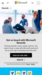 Microsoft Rewards – International Instant Win #6 Sweepstakes