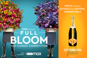 Moet Hennessy – Flowers From Chandon Garden Spritz – Win consecutive months of custom flower deliveries curated by Lutfi and fulfilled by HBloom ARV $4800.