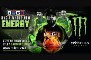 Monster Energy – Chance To Win A Basketball Gear Package Sweepstakes