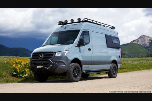 """Omaze – Sprinter Van With An $80000 Eco-Friendly Conversion – Win a Sprinter Van customized by Vansmith with an $80000 conversion and the addition of their """"Green package"""" (the """"Grand Prize"""")."""