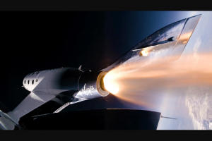 Omaze – Win Two Seats On One Of The First Virgin Galactic Flights To Space – Win two (2) seats