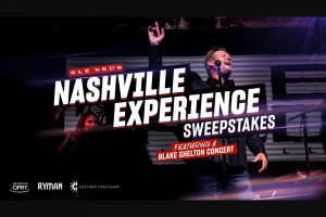 Opry Ole Red – Nashville Experience Sweepstakes