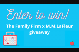 Penguin Random House – The Family Firm Influencer Box Giveaway 2 – Win 1 hardcopy of The Family Firm