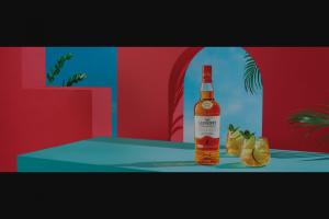 Pernod Ricard Glenlivet – Whisky & Summer – Win a Glenlivet Summer Essentials merchandise prize kit including One The Glenlivet branded insulated cooler bag