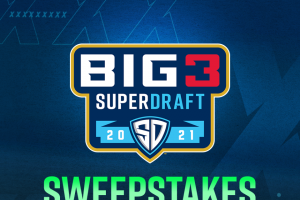 """Superdraft – Big3 Finals In The Bahamas – Win to the BIG3 Finals in Nassau Bahamas (between the dates of September 3 2021 and September 5 2021) for the Grand Prize Winner and one (1) guest (the """"Travel Companion"""") (""""Trip"""")."""