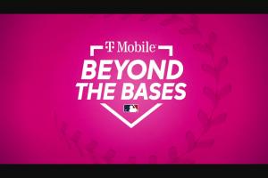 T-Mobile – MLB World Series Sweepstakes