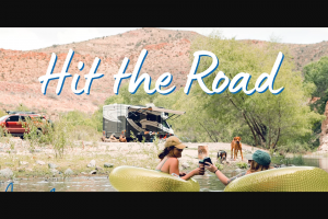 Travel & Leisure – Hit The Road With Rvshare This Summer Road Trip – Win [1] A $1500 RVshare rental credit