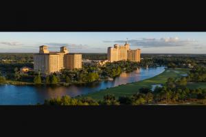 Visit Orlando – Orlando Getaway – Win one (1) flight voucher per traveler