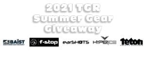 Teton Gravity – Summer Gear – Win 1 of 5 prizes