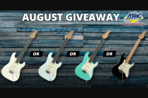 American Musical Supply – Schecter Nick Johnston Giveaway Sweepstakes