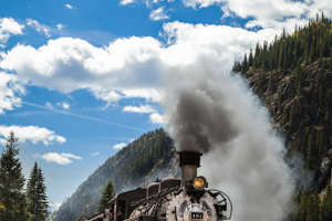 Durango – Fall Colors – Win Durango Vacation Prize Pack (approximate retail value 4000 USD) includes 3 nights stay at the Historic Strater Hotel