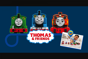 Fisher-Price – Thomas & Friends Back-To-School – Win one (1) special-edition Thomas & Friends™ Friendship Set