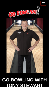 Gobowlingcom – Go Bowling With Tony Stewart Experience – Win a 3-day/2-night trip for  winner and one (1) guest to Indianapolis