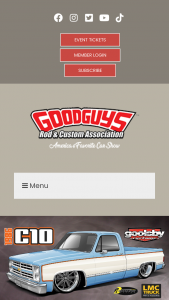 Goodguys – 2021-2022  Giveaway Contest For The Goodguys 1986 Chevrolet C10 – Win is the completed Goodguys 1986 Chevrolet C10.