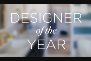 HGTV – Designer Of The Year Awards Giveaway – Win will win the following $10000 presented in the form of a check
